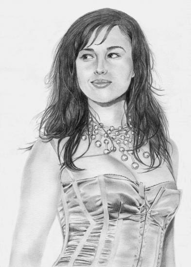 Monica Bellucci par DelphineK
